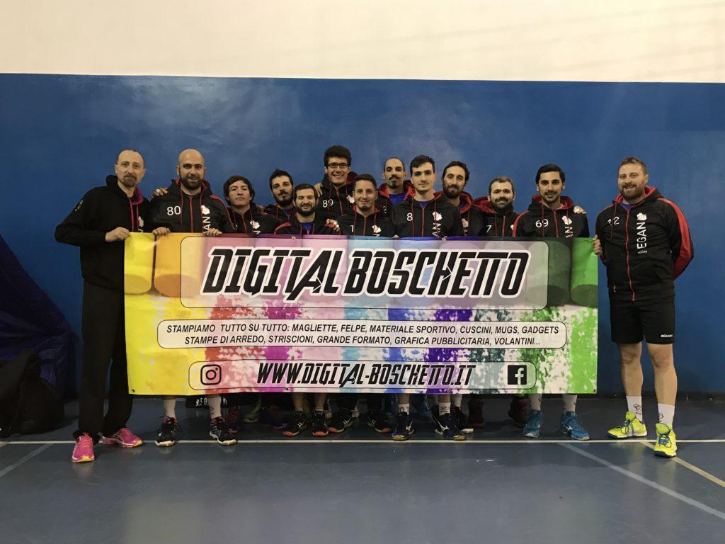 Foto Prima Divisione Maschile Egan Volley